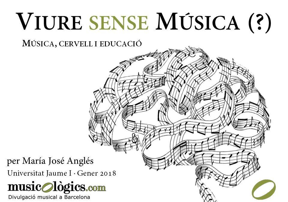 Viure Sense Música (?)