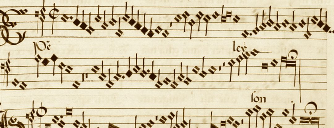 "Congreso Internacional ""The Anatomy of Polyphonic Music around 1500"""