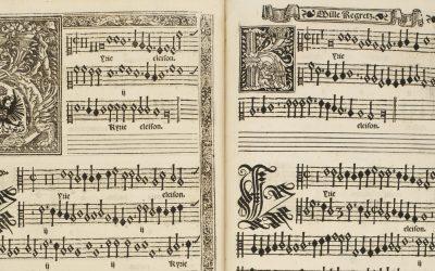 """Proyecto """"Morales Mass Book"""". Un ejemplo de Digital Humanities para musicología"""