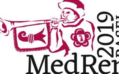 CFP Med-Ren 2019 Basel. 6-9 julio