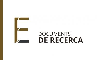 Documents de Recerca. DR-2019-1 (Juan Gascó Camarena)
