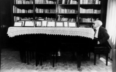 """Curso de verano """"Las músicas de Joaquín Rodrigo"""". El Escorial, 15 al 19 de julio de 2019"""