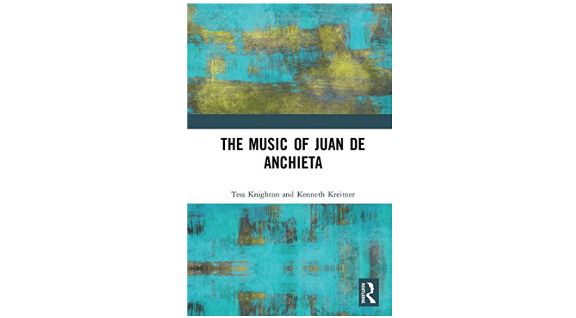 "Publicación ""The music of Juan de Anchieta"" ed. Tess Knighton y Kenneth Kreitner"