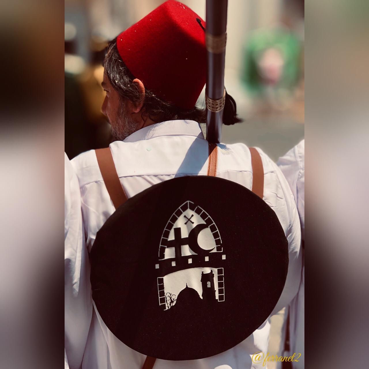 Els meus moments musicals de les festes de Moros i Cristians d'Oliva 2019
