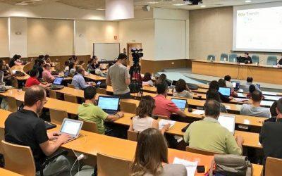 """Publicació llibre de les """"II  Jornadas de Innovación DIMEU: Dispositivos Móviles en la Educación Universitaria"""""""