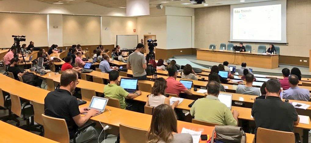 """Publicació de les """"III Jornadas de Innovación DIMEU: Herramientas software en educación secundaria y universidad"""""""