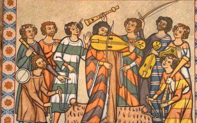 Cursos de Música Medieval (ACTUALIZADO)